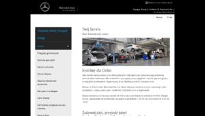 Serwis aut Mercedes Benz Poznań